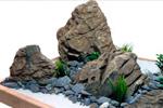 Натуральные камни для аквариумов