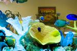 Искусственные кораллы для аквариумов
