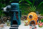 Наборы декораций для аквариумов