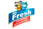 Мистер Фреш  средства дезинфекции и уборки за животными