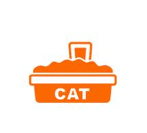 Туалеты и лотки для кошек