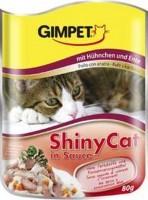 Gimpet - Джимпет консервы для кошек Шани Кэт Цыпленок с Уткой в соусе (пауч)