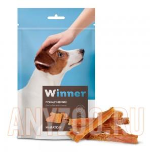 Мираторг Winner лакомство для собак Рубец говяжий охлажденный дой пак