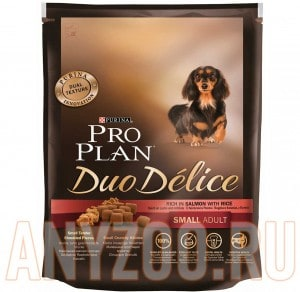 Pro Plan Duo Delice Small Dog