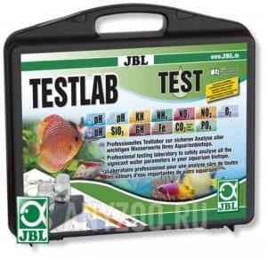 фото JBL Testlab Чемодан с набором из 9-ти тестов для всестороннего анализа качества пресной воды