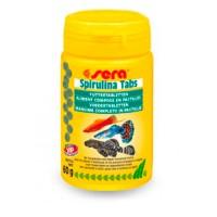 фото Sera 0940 Корм для рыб Premium Spirulina растительные таблетки со спирулиной