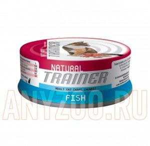Trainer Natural Adult Fish