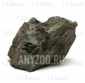 """фото UDeco Grey Stone Натуральный камень """"Серый"""" для оформления аквариумов и террариумов, 1 шт"""