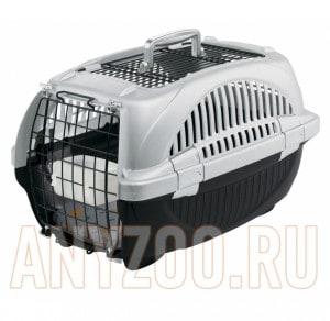 фото Ferplast контейнер-переноска Atlas deluxе 20 для кошек и мелких собак  57,6*37,4*33