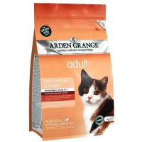 Arden Grange Adult Cat GF Salmon&Potato