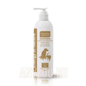 Пчелодар шампунь для животных питательный с маточным молочком и эластином