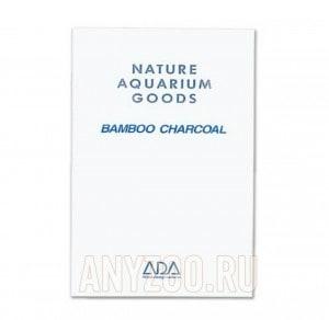 ADA Bamboo Charcoal  Бамбуковый активированный уголь для внешнего фильтра, 1 л