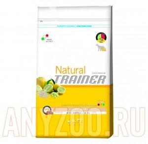 Купить Trainer Natural Light Mini Сухой корм для собак мелких пород с избыточным весом