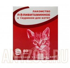 фото Ceva Витаминно-минеральная кормовая добавка для котят с таурином