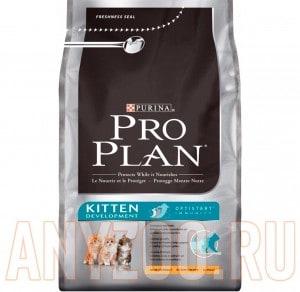 фото Pro Plan Junior  -Про План сухой корм для котят с курицей