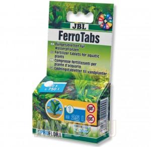 фото JBL Ferrotabs Концентрат комплексного удобрения в форме таблеток для растворения в воде, 30 табл