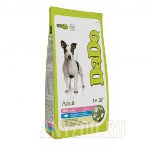DaDo Adult Dog Mini Breed Fish & Rice