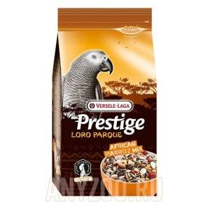 Versele-Laga Prestige Premium African Parrots Loro Parque Mix