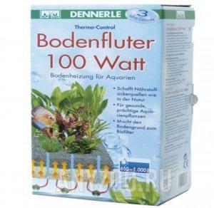 фото Dennerle Bodenflutter Низковольтный грунтовый термокабель