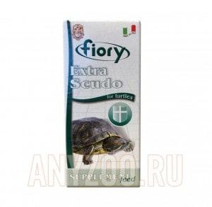 Fiory Extra Scudo Фиори кормовая добавка для панциря черепах