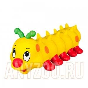 Trixie Трикси игрушка для собак Гусеница латекс