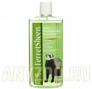 8 in 1 Shampoo Ferretsheen Deodorizing