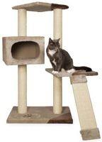 """фото Trixie Комплекс для кошек """"Almera"""" бежевый/коричневый 106см"""