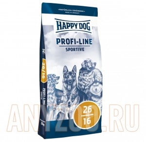 Купить Happy Dog Profi-Line Sportive Сухой корм для собак с высокой активностью