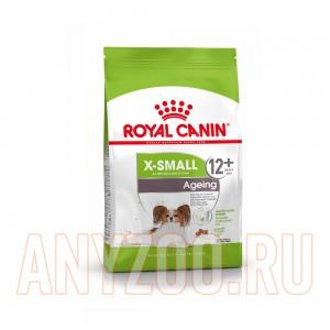 Купить Royal Canin X-Small Ageing +12 Роял Канин сухой корм для собак миниатюрных размеров от 12 лет