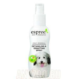 Espree Detangling & Dematting Spray