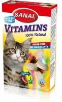 фото Sanal Vitamins -Санал витаминный комплекс для кошек