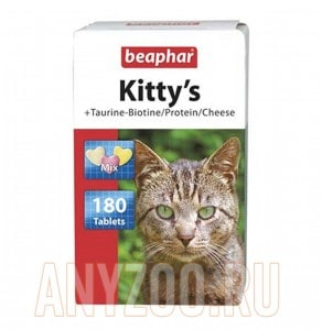 Beaphar Kitty`s Mix