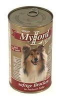 Мой Лорд Классик консервы для собак говядина и печень