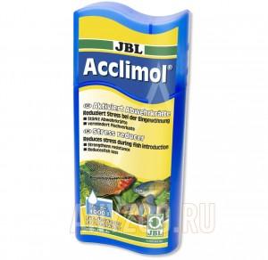 фото JBL Acclimol - Препарат для защиты рыб при акклиматизации и для уменьшения стрессов