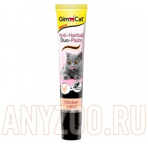 Gimpet Anti-Hairball Duo-Paste