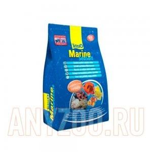 Tetra Marine Seasalt Тетра морская соль для подготовки воды