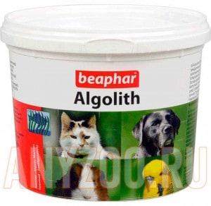 фото Беафар Algolith мука из водорослей для  собак