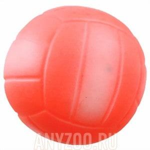 Зооник Игрушка для собак Мяч волейбольный