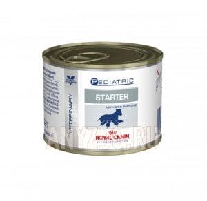 фото Royal Canin Pediatric Starter влажный корм для щенков с момента отъема до 2 месяцев, кормящих и беременных сук