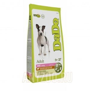 DaDo Adult Dog Mini Breed Lamb, Rice & Potato