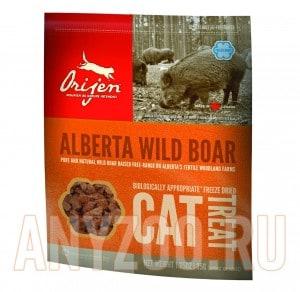 Orijen FD Wild Boar Cat  -