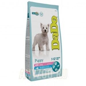 DaDo Puppy Mini Breed Fish & Rice