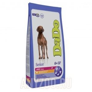 DaDo Senior Dog Large Breed Chicken & Rice