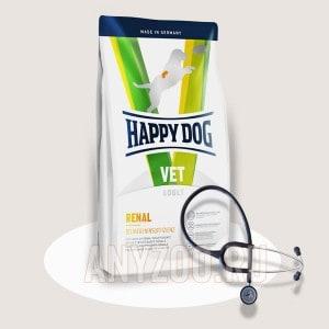 Купить Happy Dog Renal  Хэппи Дог Диетический корм для собак с заболеваниями почек