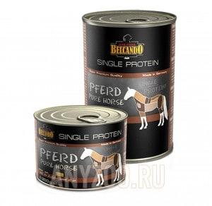 фото Belcando - Белькандо консервы для собак с кониной