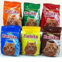 фото Katinka - Катинка сухой корм для взрослых кошек Лосось