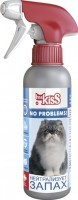 """фото Ms.Kiss Мисис Кисс Спрей зоогигиенический """"Нейтрализатор запаха"""" для кошек 200 мл"""