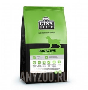 Gina Elite Grain Free Dog