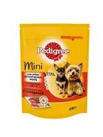 фото Pedigree - Педигри корм для собак мини пород Говядина
