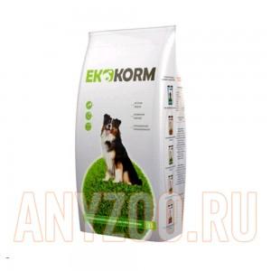 Эккорм сухой корм для собак всех пород